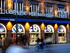 Librairie internationale Kleber ~ Strasbourg