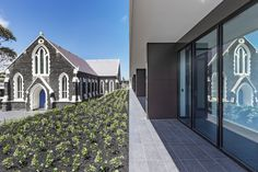 Southport Uniting Church – C Kairouz Architects Open Space Office, Office Space Design, Workplace Design, Church Office, Water Storage Tanks, Server Room, Community Space, Education Architecture, Double Glazed Window