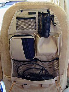 Seatback organizer