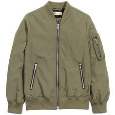 Nylon Pilot Jacket $34.99