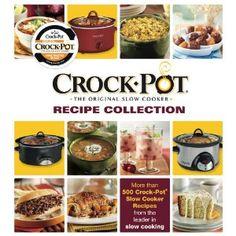Amazon.com: Crockpot Recipe Collection (9781412729710): Editors of Publications International: Books