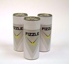 Fizzle can design