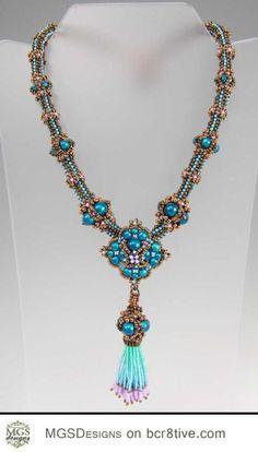 necklace. Craft ideas 6381 - LC.Pandahall.com