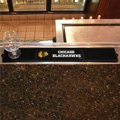 Chicago Blackhawks Drink Mat