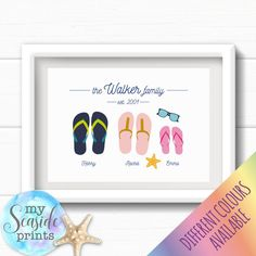 d1b31eedaf1429 16 Best Personalised Prints for new baby boy gift or nursery art ...