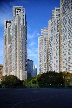 Cristiano Mascaro - KENZO TANGE - THE TOKYO METROPOLITAN GOVERNMENT BUILDING