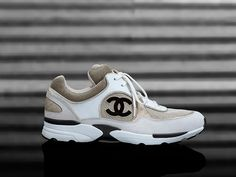 3877a93546b0 Chanel Sneakers ~ saw in Saks and almost died Chanel Sneakers, Chanel  Shoes, Clutch