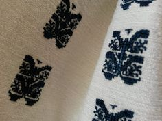 Folk Embroidery, Detail, Moldova, Romania, Blouse, Home Decor, Embroidery, Blouse Band, Homemade Home Decor