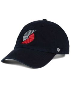 273f49bd1a3  47 Portland Trail Blazers Clean Up Cap