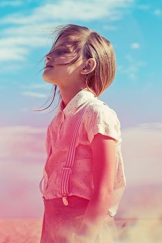 Esperanza's Moya glance about kids fashion. Via Petits petits tresors