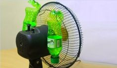 The best DIY projects & DIY ideas and tutorials: sewing, paper craft, DIY. How to make air conditioner at home using Plastic Bottle - Easy life hacks Video Description Learn:How to make air conditioner at home using Plastic Cooler Air Conditioner, Homemade Air Conditioner, Amazing Magic Tricks, Life Hacks Youtube, Diy Cooler, Ideas Prácticas, Diy Fan, Hacks Videos, Simple Life Hacks