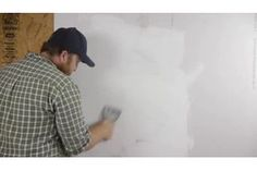 How to Mud Mobile Home Walls After You Remove the Strips   eHow How To Remove Grass, How To Remove Glue, Stripped Wallpaper, Drywall Mud, Wall Wallpaper, Prepasted Wallpaper, Wallpaper Paste, Removing Wallpaper, Peeling