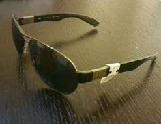 39e7b2d870 Details about Ray-Ban RB 3343 Warrior 004 58 Polarized Sunglasses - Made In  ITALY