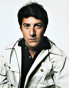 """When asked to audition for the part of Benjamin Braddock in The Graduate, Dustin Hoffman says, he told director Mike Nichols, """"I'm not right for this part, sir. This is a Gentile. This is a Wasp. This is Robert Redford.… And Mike said, 'Maybe he's Jewish inside. Why don't you come out and audition for us?'"""""""