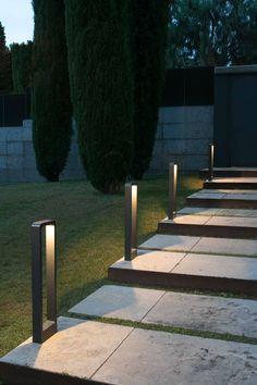 DAS LED, ilumina caminos para entradas y senderos con encanto