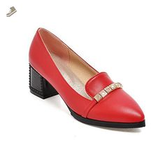 bc7de6ba49be 2468 Best AmoonyFashion Pumps for Women images