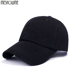 Item Type: Baseball Caps Pattern Type: Solid Department Name: Adult Style: Casual Gender: Unisex Material: Cotton Strap Type: Adjustable Hat Size: One Size Model Number: caps, baseball caps, hats colo
