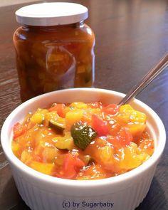 Sugarbaby: Zucchini Chutney
