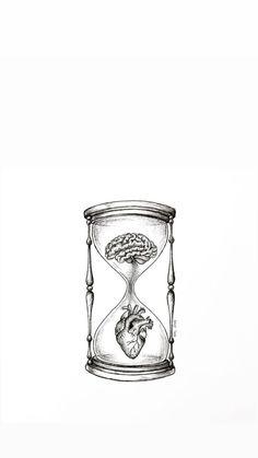 Aa Tattoos, Dainty Tattoos, Mini Tattoos, Tattoo Drawings, Body Art Tattoos, Small Tattoos, Brain Tattoo, Book Tattoo, Psychology Tattoo