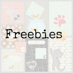 Freebies para ti : Freebies : 8 cartelitos sobre GATOS , tiernos y li...