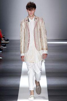 Ann Demeulemeester - Men Fashion Spring Summer 2015 - Shows - Vogue.it