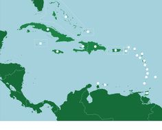 the caribbean countries map quiz game with a population of only 5000 and an area of less than 40 square miles montserrat is one of the smallest