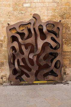 Gaudi Door- Barcelona