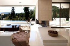 Magnificent rehabilitation of the House in Bellaterra