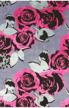 Fabulous Rug!!!!! I can dream, can't I ?Rugs USA Nepalese Luxurious Silk Roses Pink Rug