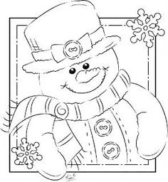 Free coloring image to print for kids Make your world more colorful with free printable coloring pages from italks. Our free coloring pages for adults and kids. Christmas Images, Christmas Colors, Christmas Art, Christmas Decorations, Christmas Ornaments, Handmade Christmas, Coloring For Kids, Free Coloring, Coloring Books