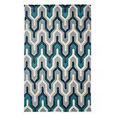 Jaden Rug - Aquamarine | Area Rugs | Decor | Z Gallerie