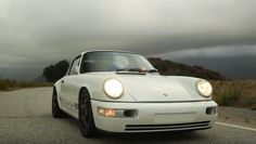 Watch This Porsche 964 Hot Rod Tear Up SoCal's Canyons | Automobiles