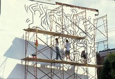 Philadelphia City Kids | Keith Haring