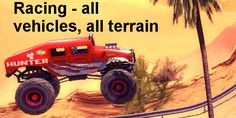Race trucks over fantasy tracks on iPhone and iPad for free. Wheel to wheel action and crazy courses are featured in the three racing games on test. These iPhone and iPad apps are brilliant, entertaining, and challenging for anyone that likes racing games.