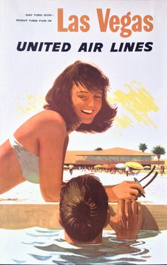 Las Vegas United Air Lines (Stan Galli)