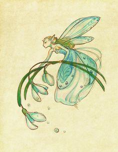 Midsummer Fairies Lantern   Illustration by Casey Robin