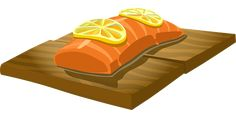 you can eat healthy lean meats on the cruise control diet, such as salmon Wasabi Recipes, Cedar Plank Salmon, Cedar Planks, Diet Recipes, Healthy Recipes, Cruise Control, Grocery Lists, Fish And Seafood, Gourmet