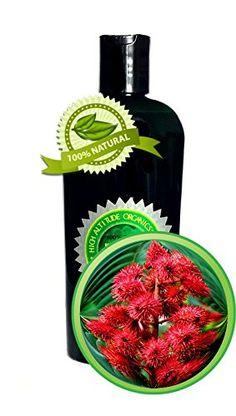 Castor Oil - 8 oz - 100% Pure and Natural >>> Visit the image link more details.