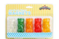 Magneti o caramelle gommose