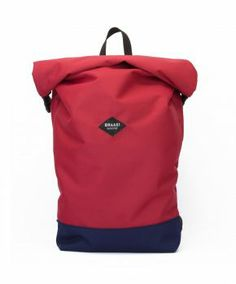 Rolltop BLUE   RED