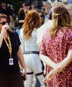 Black Widow Film, Florence Pugh, Natasha Romanoff, Scarlett Johansson, T Shirts For Women, Blouse, Tops, Gay, Marvel