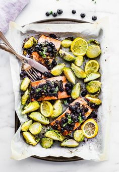 13 Sheet Pan Dinners You Need To Make This Summer | coco kelley