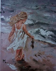OIL ON CANVAS 30x24cm olny one, original painting - palette knife - with Certificate of Authenticity