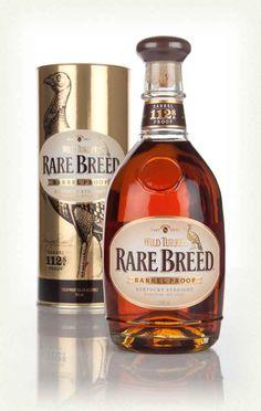 images of exotic whiskey | Wild Turkey Rare Breed Bourbon (56.4%) Whiskey - Master of Malt