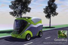 Green Bug By Wan Xuan Lim