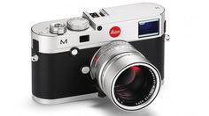 The Leica M is the first M-series camera to boast a CMOS sensor, Live View and HD video
