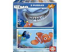 15603 - Puzzle Nemo, 2 x 20 piezas, Educa. http://sinpuzzle.com/puzzles-infantiles-20-piezas/1345-15603-puzzle-nemo-2-x-20-piezas-educa.html