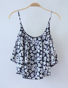 This would go great with high wasted shorts a solid color skirt or jeans. And pumps or tennis shoes
