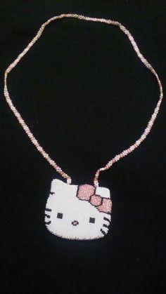25$ for Handmade Beaded Medallion