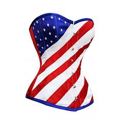 CD-621 - Flag of United States - MADE TO ORDER....this would be great for 4th of July! :)